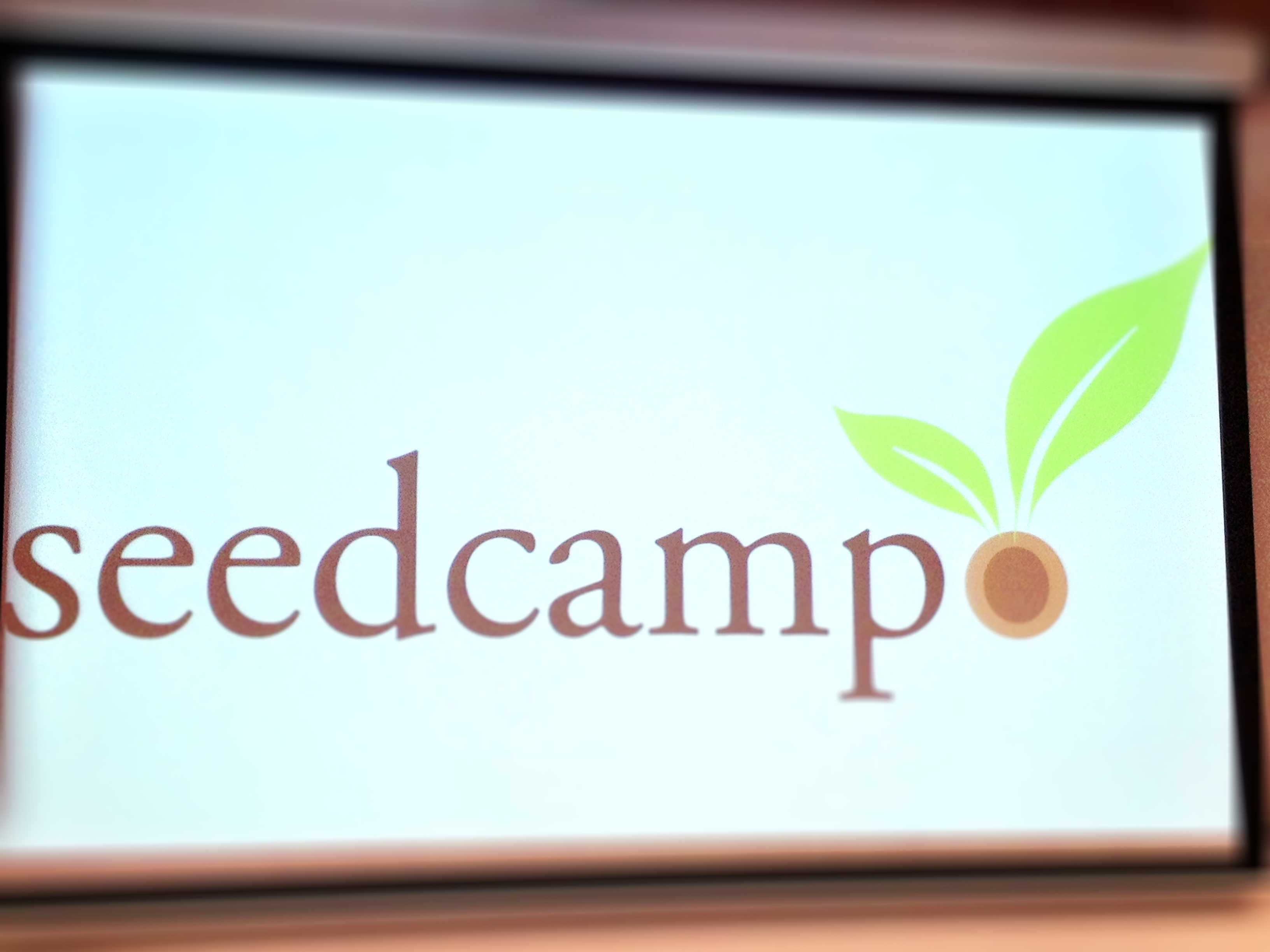 Dramatify at Mini-Seedcamp in Stockholm