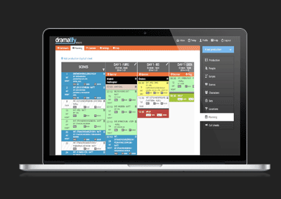 Scheduling & planning your production